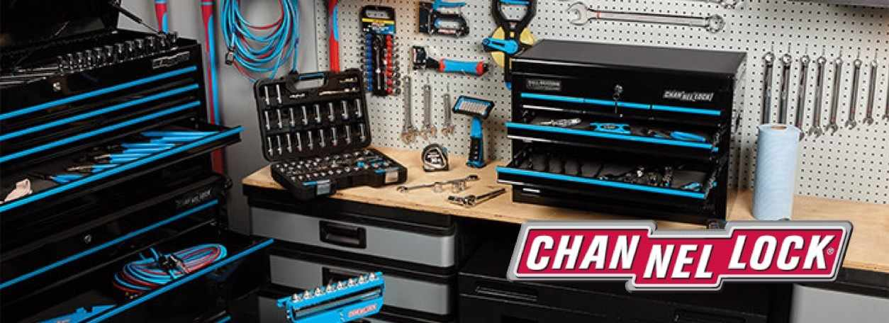 More about Channellock hand tools at Stevensville