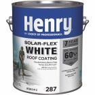 Henry Solar-Flex 1 Gal. White Acrylic Latex Elastomeric Roof Coating Image 1