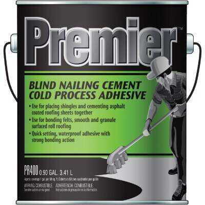 Premier 400 1 Gal. 0.9 Gal. Cold Process Adhesive Lap Cement
