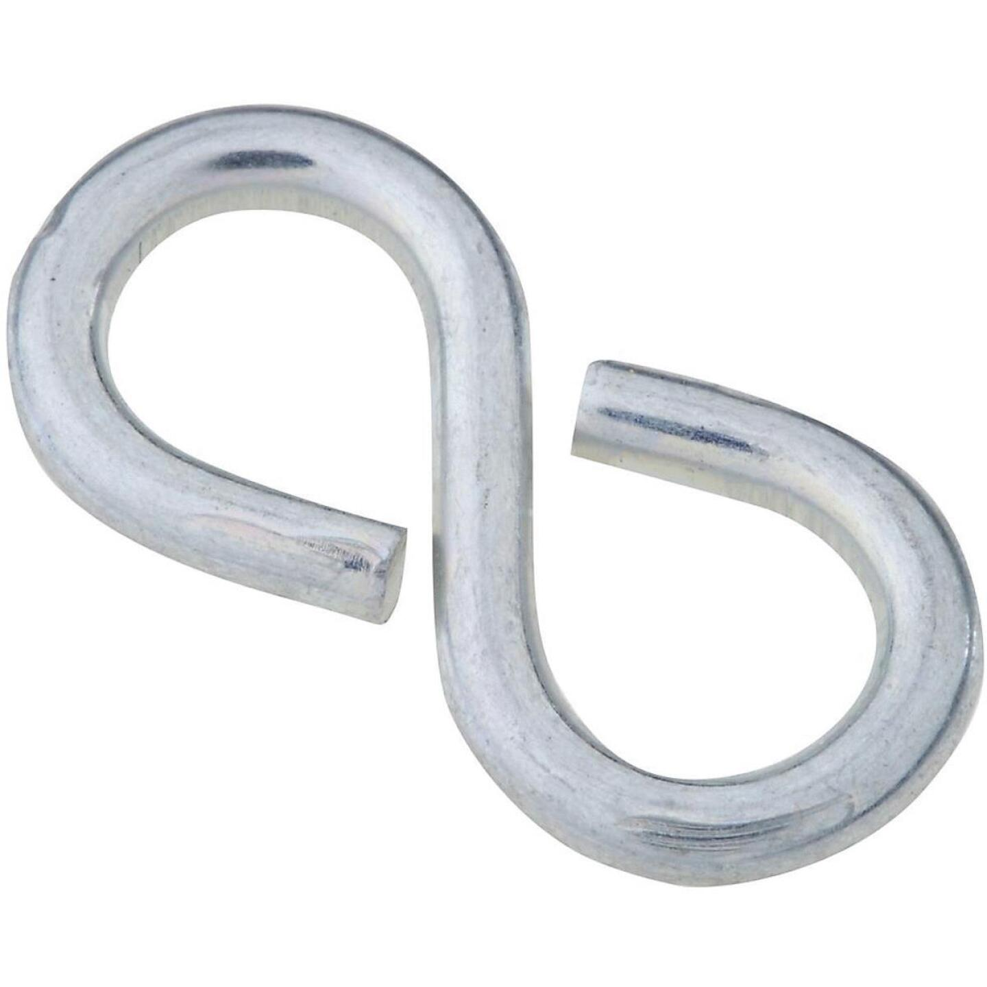 National 1-1/4 In. Zinc Light Closed S Hook Image 1