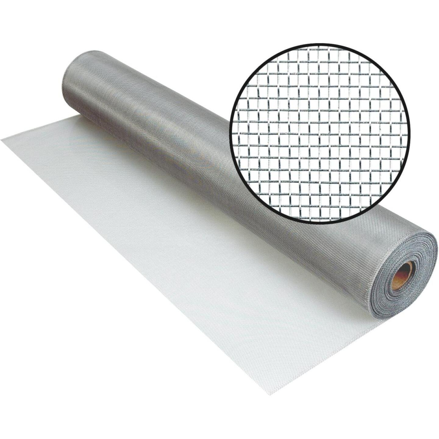 Phifer 32 In. x 100 Ft. Brite Aluminum Screen Image 1