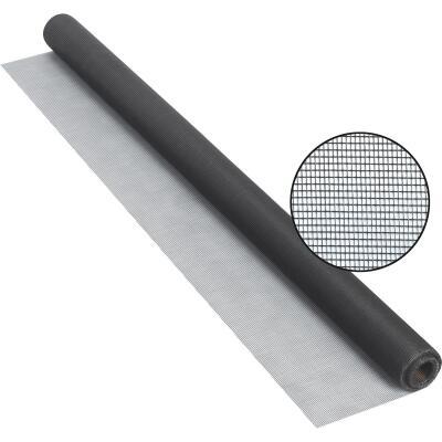 Phifer 48 In. x 25 Ft. Charcoal Fiberglass Screen Cloth