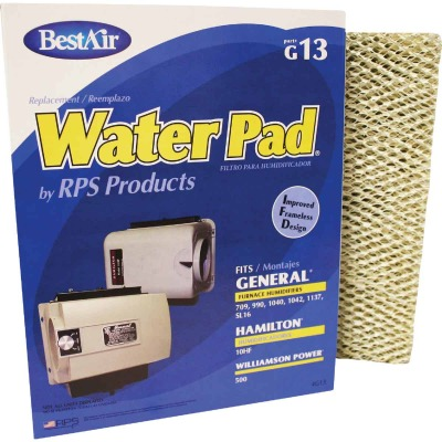 BestAir WaterPad G13 Humidifier Wick Filter