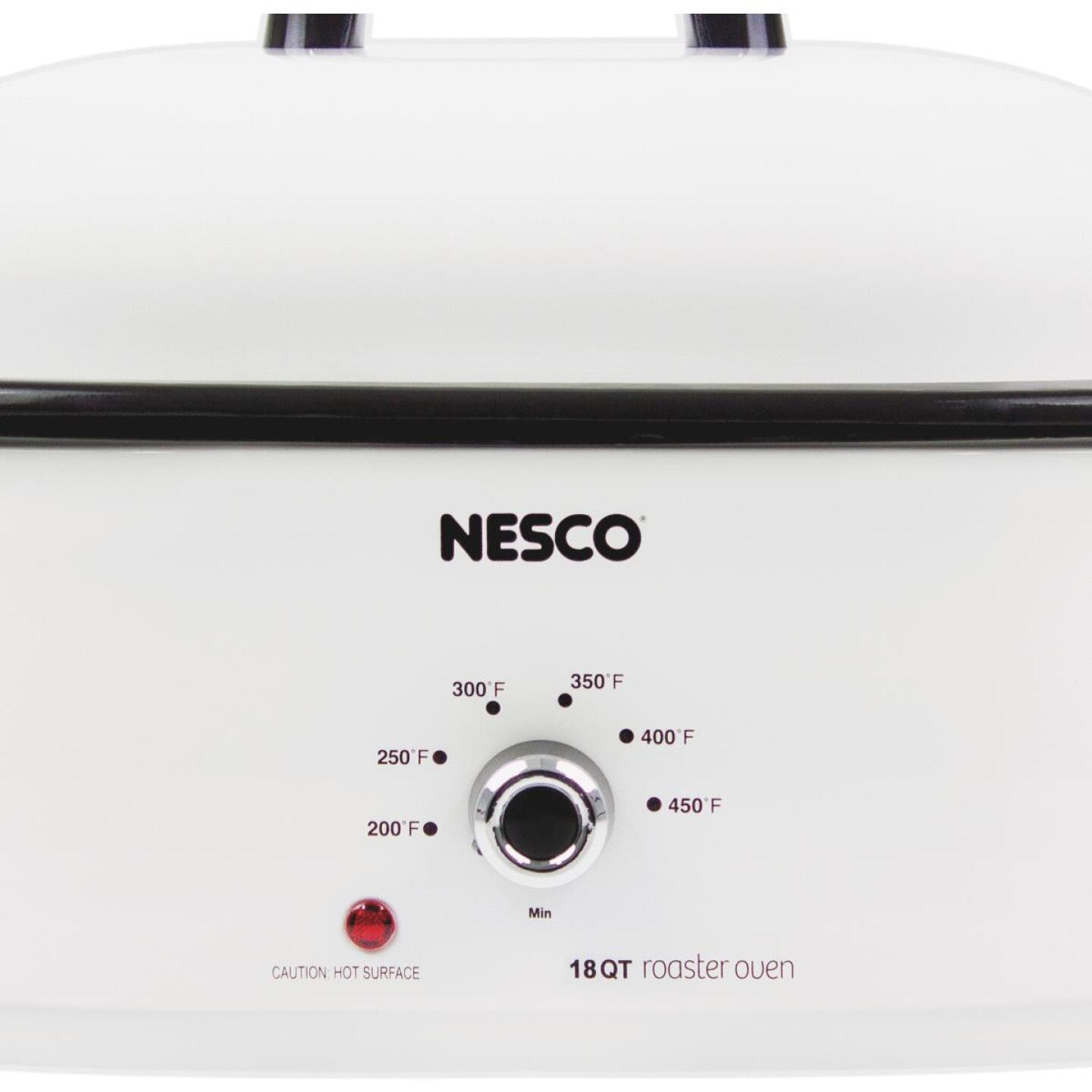 Nesco 18 Qt. Ivory Electric Roaster Image 2
