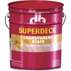 Duckback SUPERDECK VOC Transparent Exterior Stain, Valley, 5 Gal. Image 1